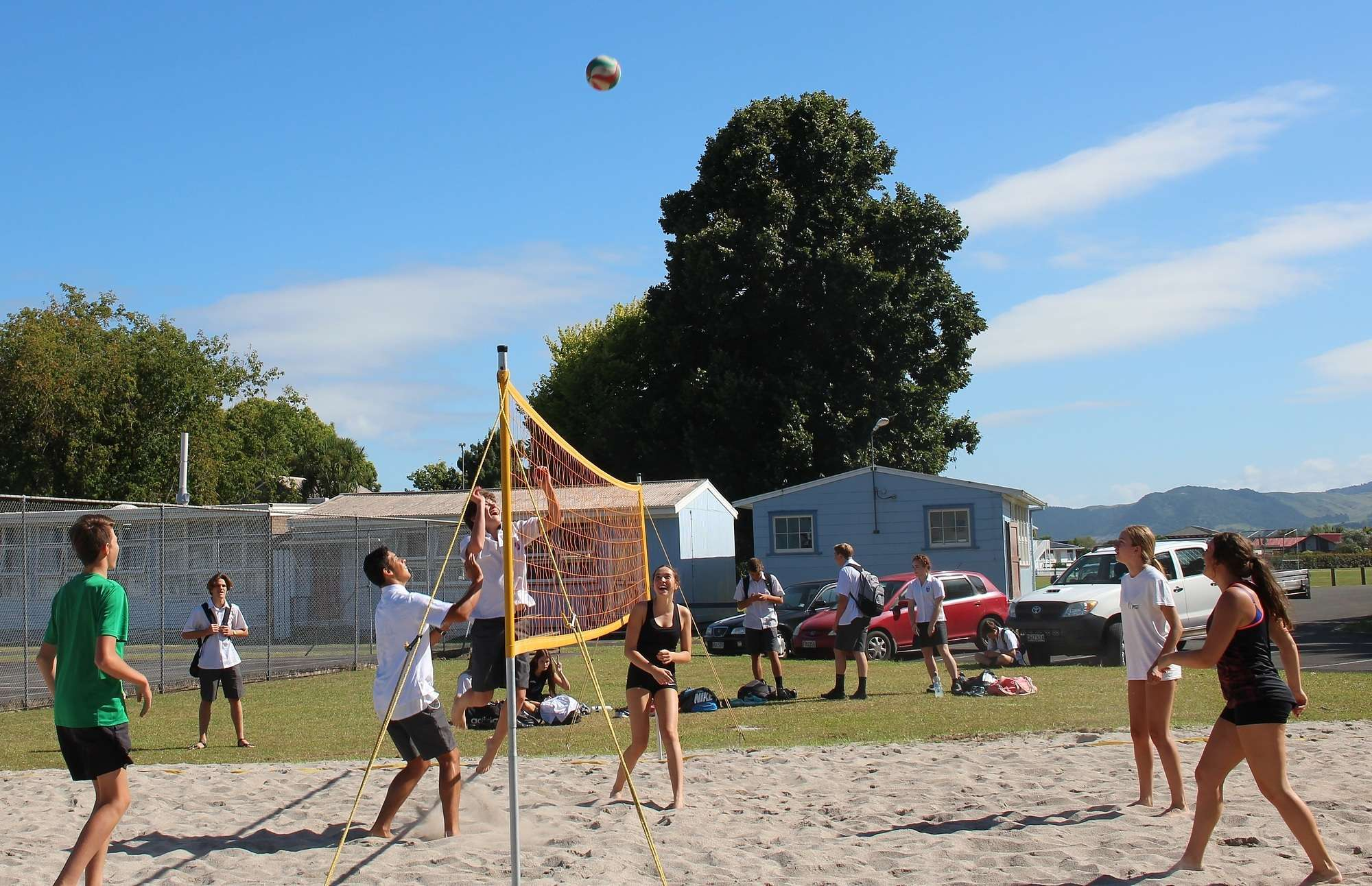 Physical Education  -  Te Aroha College