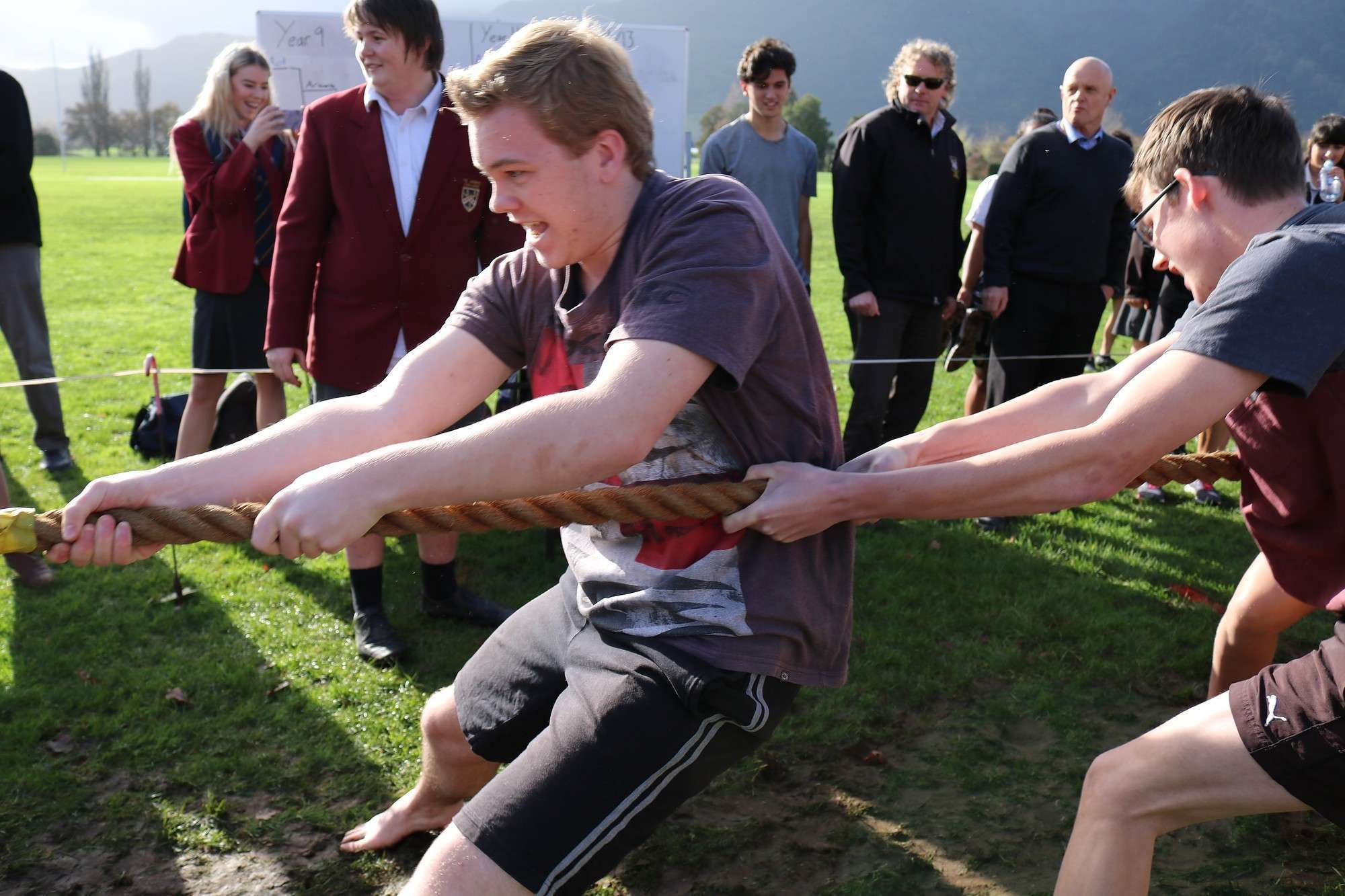 Tug of War 2016