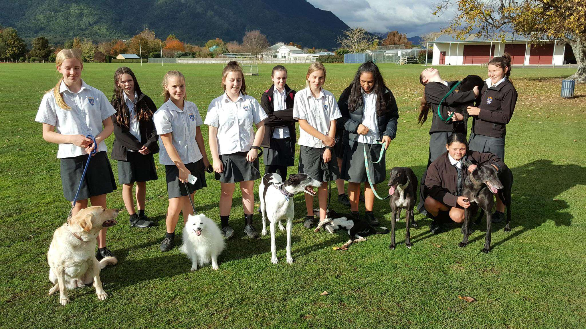 Animal Care Interest Day Group - Interest Day - Curriculum  -  Te Aroha College
