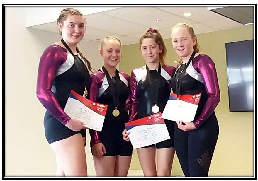 NZ Gymnastics School Champs 2017