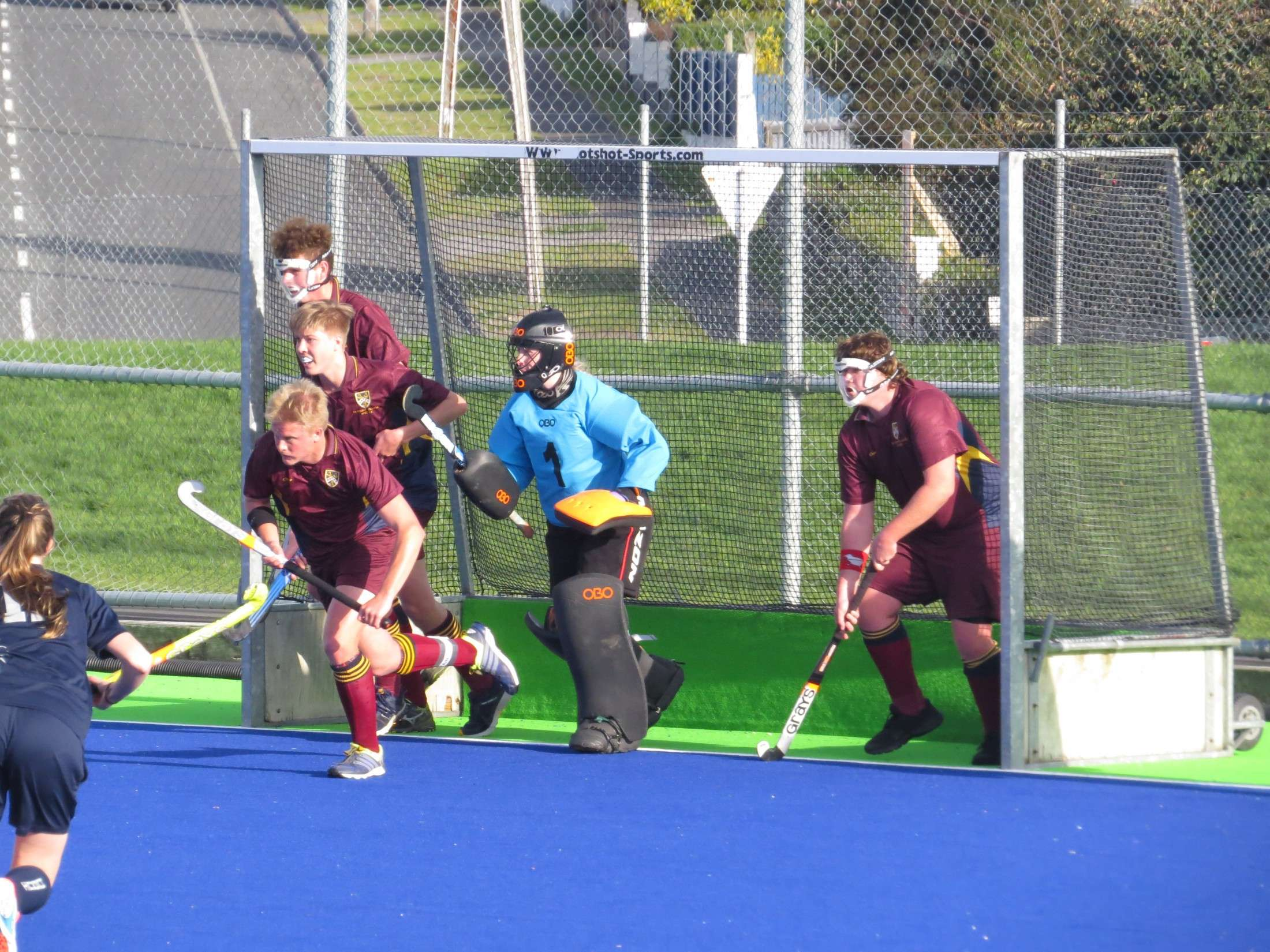 Mixed Hockey Photo 1 2017