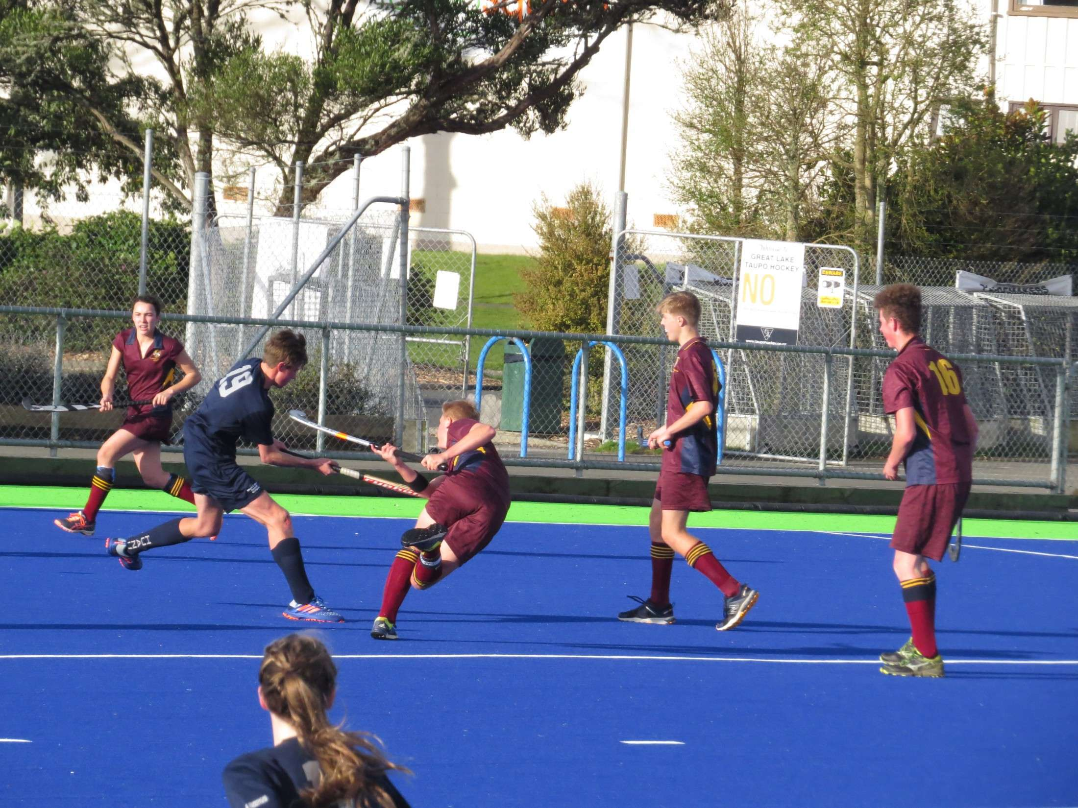TE AROHA COLLEGE MIXED HOCKEY WINS SILVER AT NORTH ISLAND TOURNAMENT