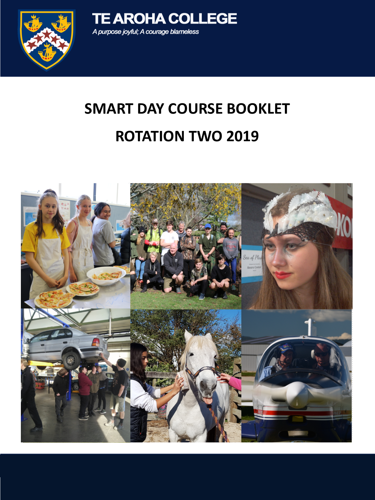 Smart Day Course Booklet Rotation Two 2019
