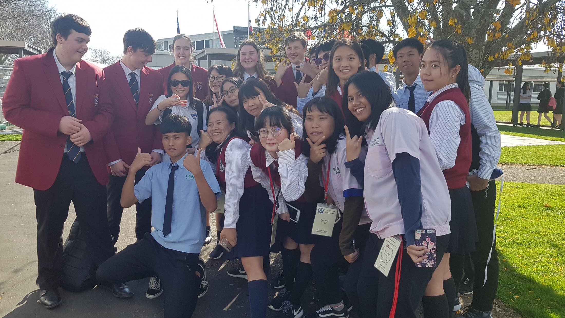 October Newsletter • News  •  Te Aroha College