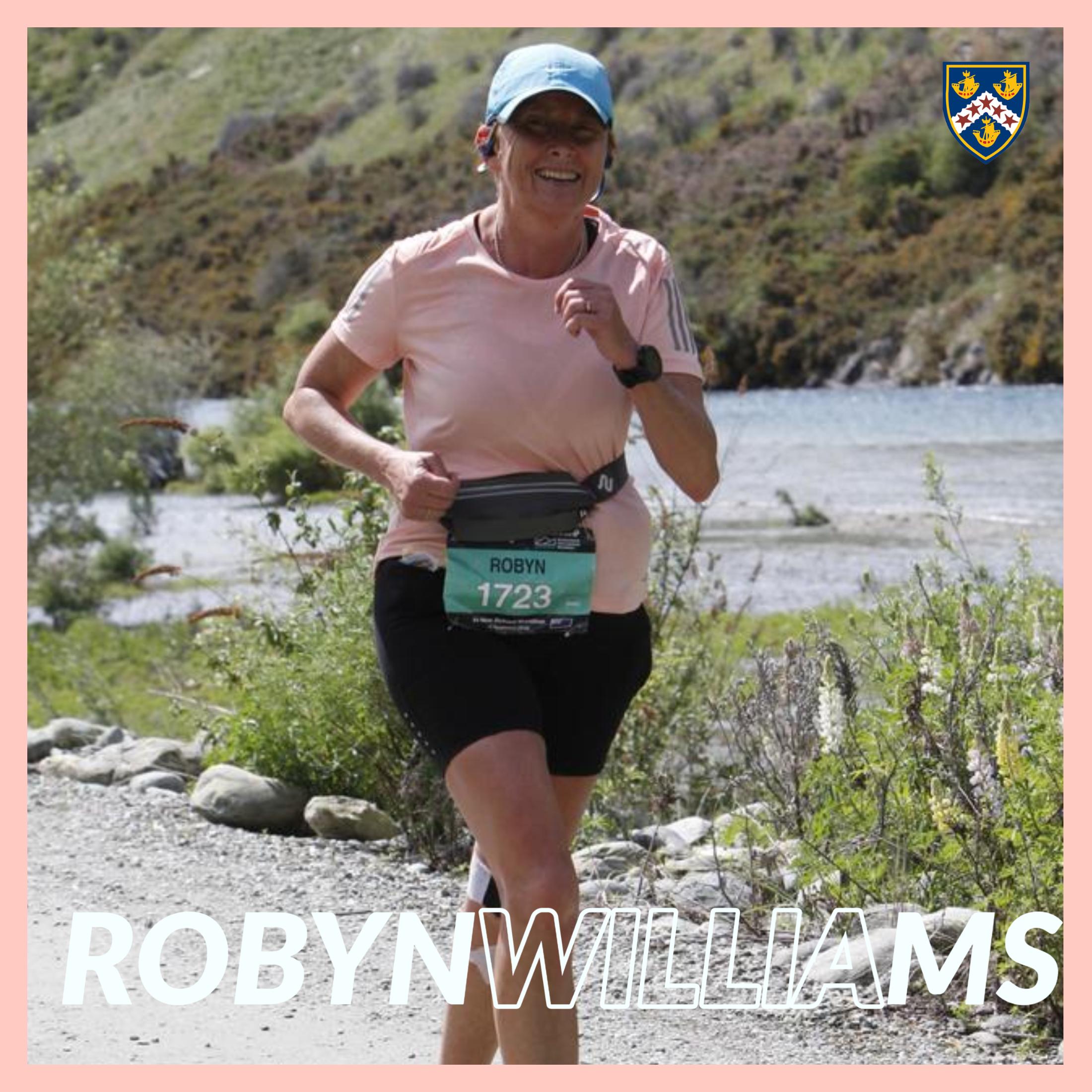 Robyn Williams