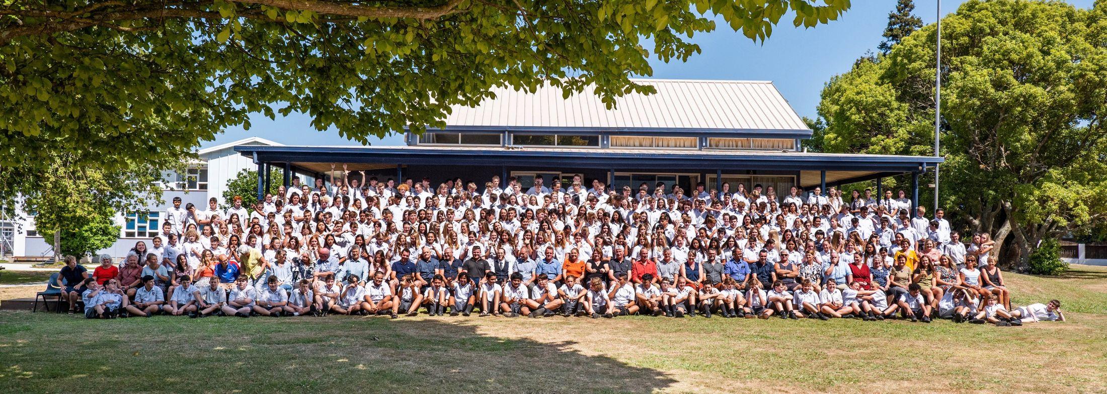 Start of School Year 2021