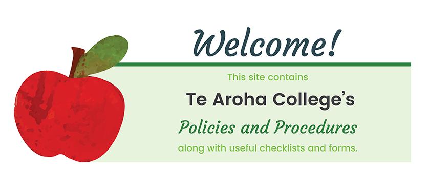 School Docs - View Policies and Procedures